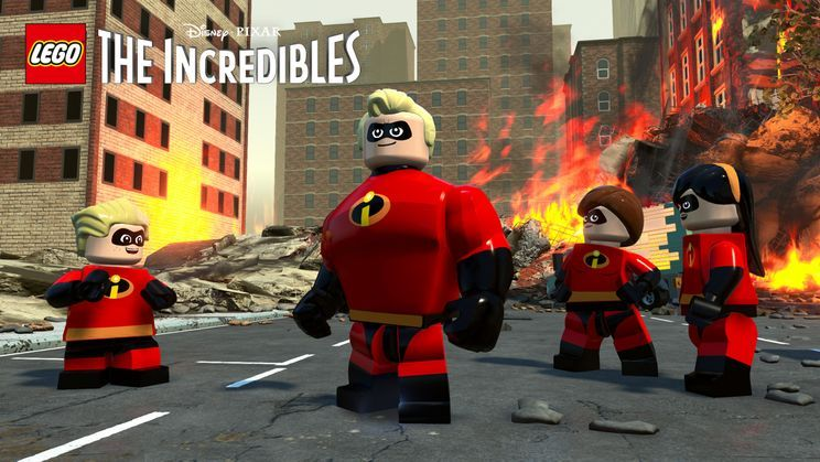 Illustration de l'article sur LEGO Les Indestructibles