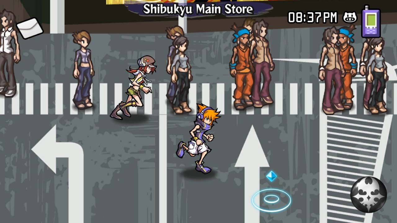 Illustration de l'article sur The World Ends With You : Final Remix