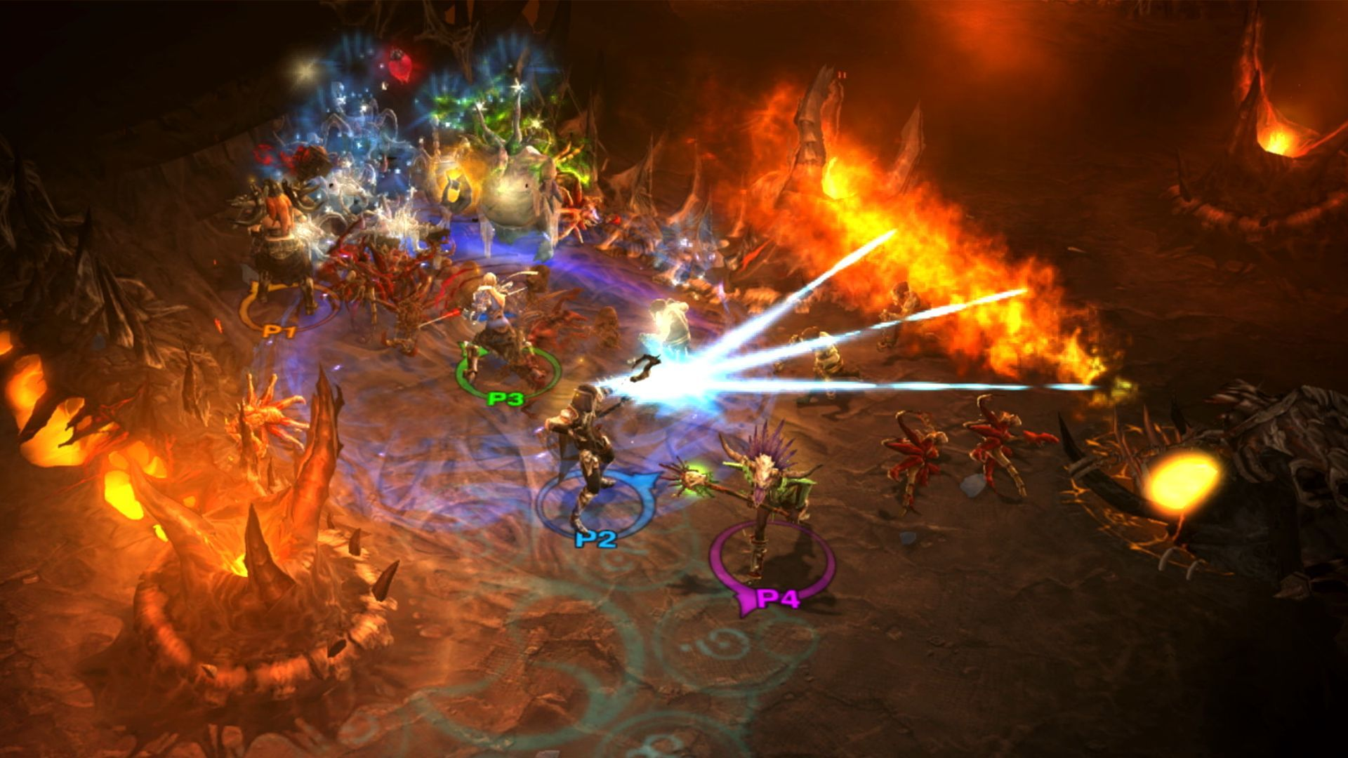 Illustration de l'article sur Diablo III Eternal Collection - Switch