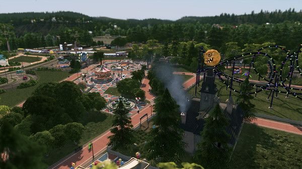 Illustration de l'article sur Cities Skylines: Parklife