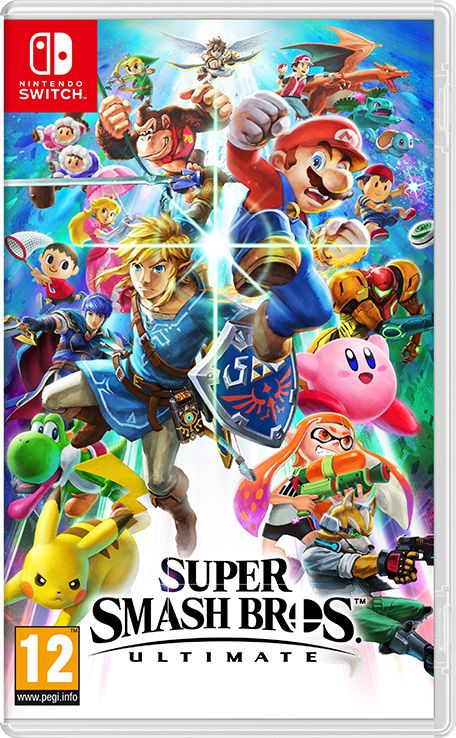 Retrouvez notre TEST : Super Smash Bros Ultimate - Nintendo SWITCH