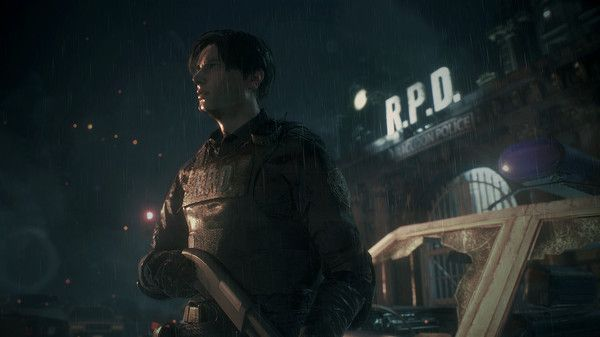 Illustration de l'article sur Resident Evil 2 (2019)