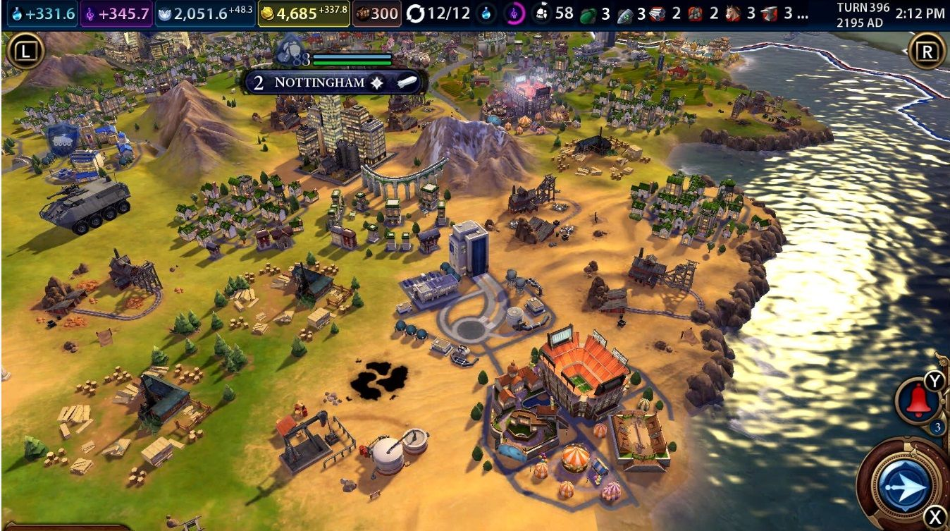 Illustration de l'article sur Sid Meier's Civilization VI gratuit pendant les Play Days