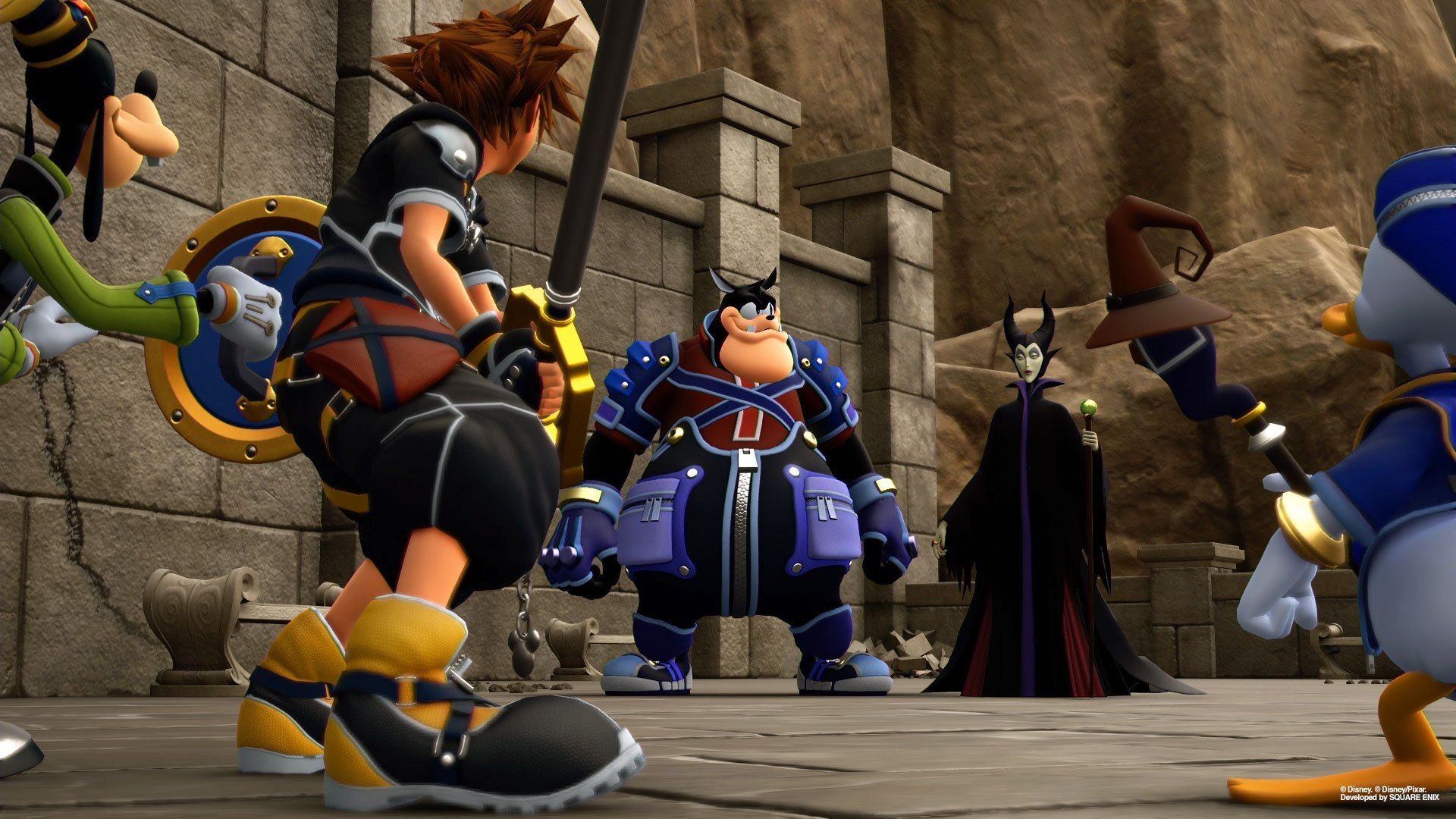 Illustration de l'article sur Kingdom Hearts 3