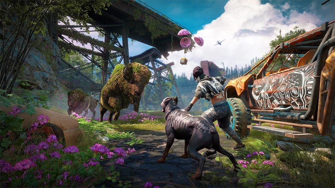 Illustration de l'article sur Far Cry : New Dawn