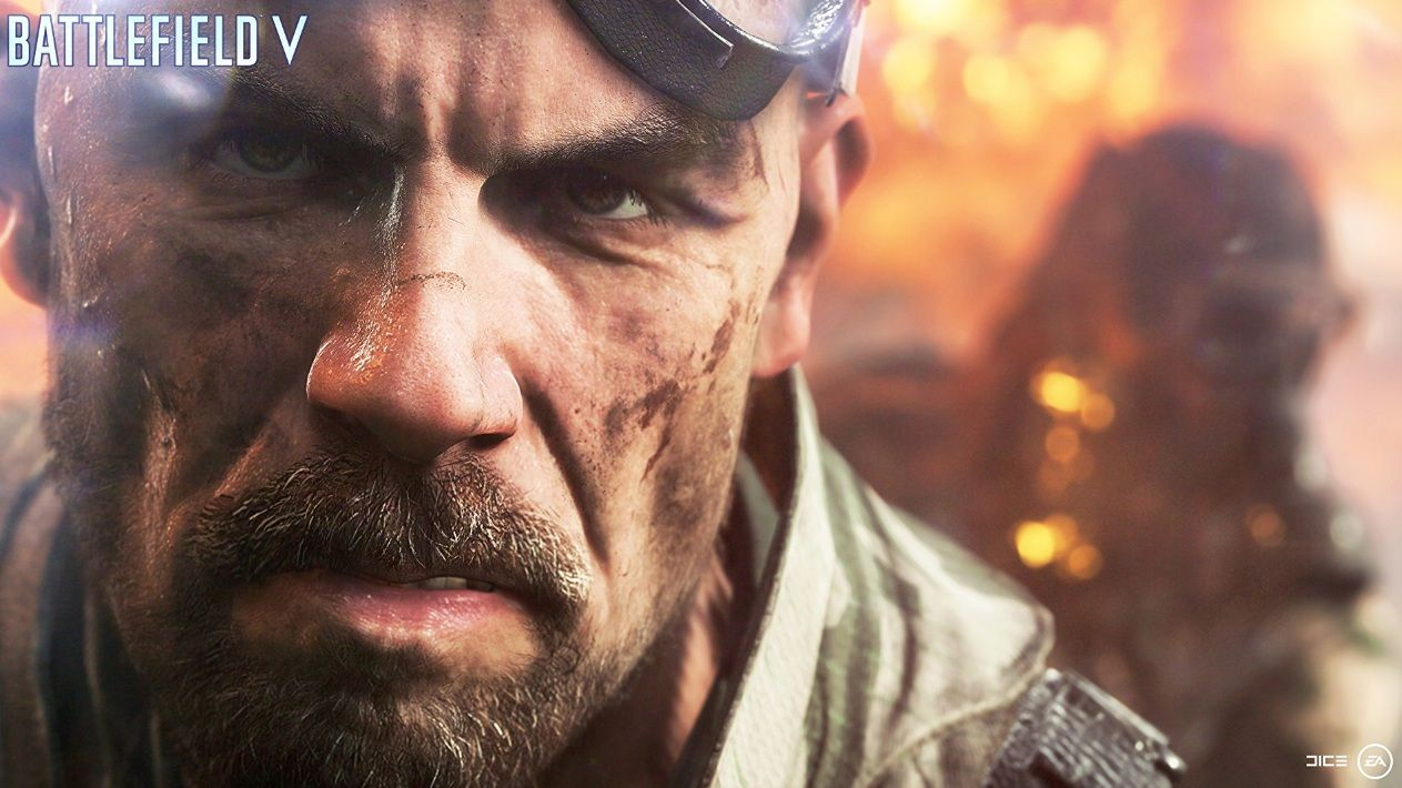 Illustration de l'article sur Firestorm, le mode Battle Royale de Battlefield V
