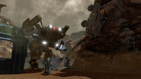 Illustration de l'article sur Red Faction Guerilla Re-Mars-tered arrive sur Switch