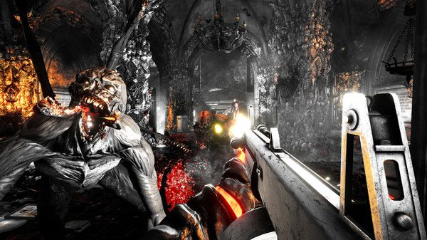 Illustration de l'article sur Killing Floor: Double Feature sur PS4 et PS4 VR