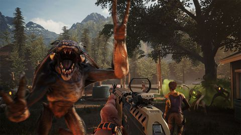Illustration de l'article sur Earthfall : Horde Extraterrestrearrive sur Nintendo Switch