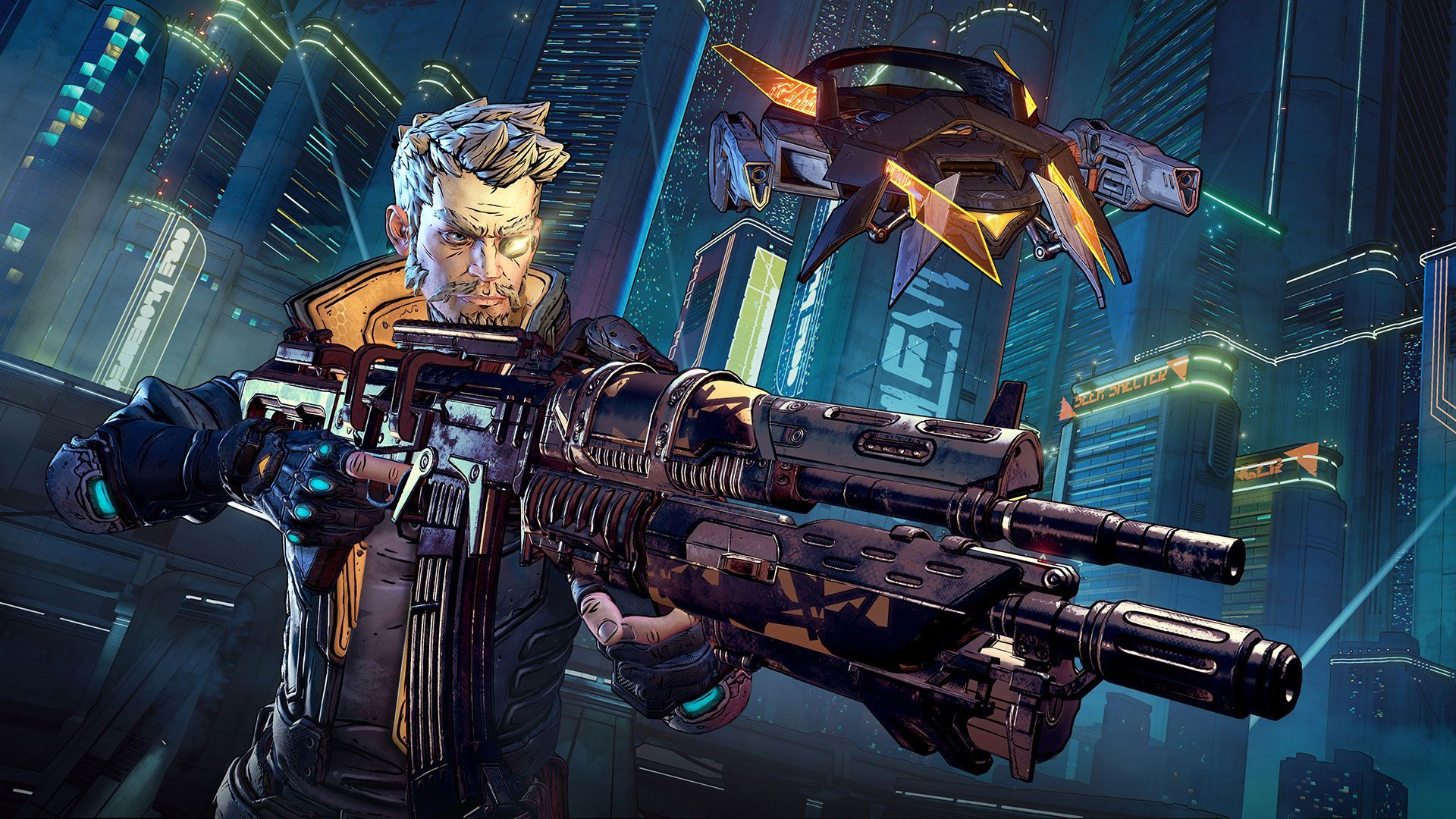Illustration de l'article sur Borderlands 3 est maintenant disponible sur Steam