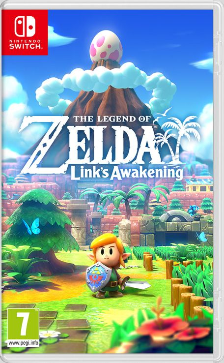 Retrouvez notre TEST : The Legend of Zelda Link s Awakening - Switch