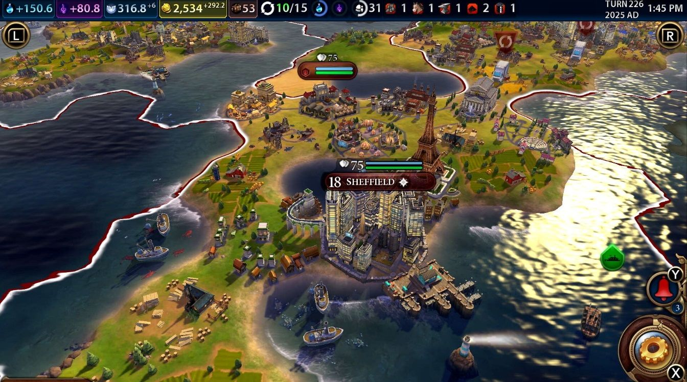 Illustration de l'article sur 2K - Sid Meier's Civilization VIarrive sur Xbox One et PS4
