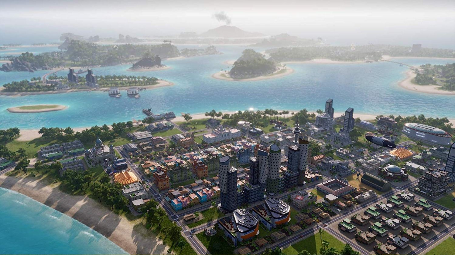 Illustration de l'article sur Tropico 6 - PS4 Xbox ONE
