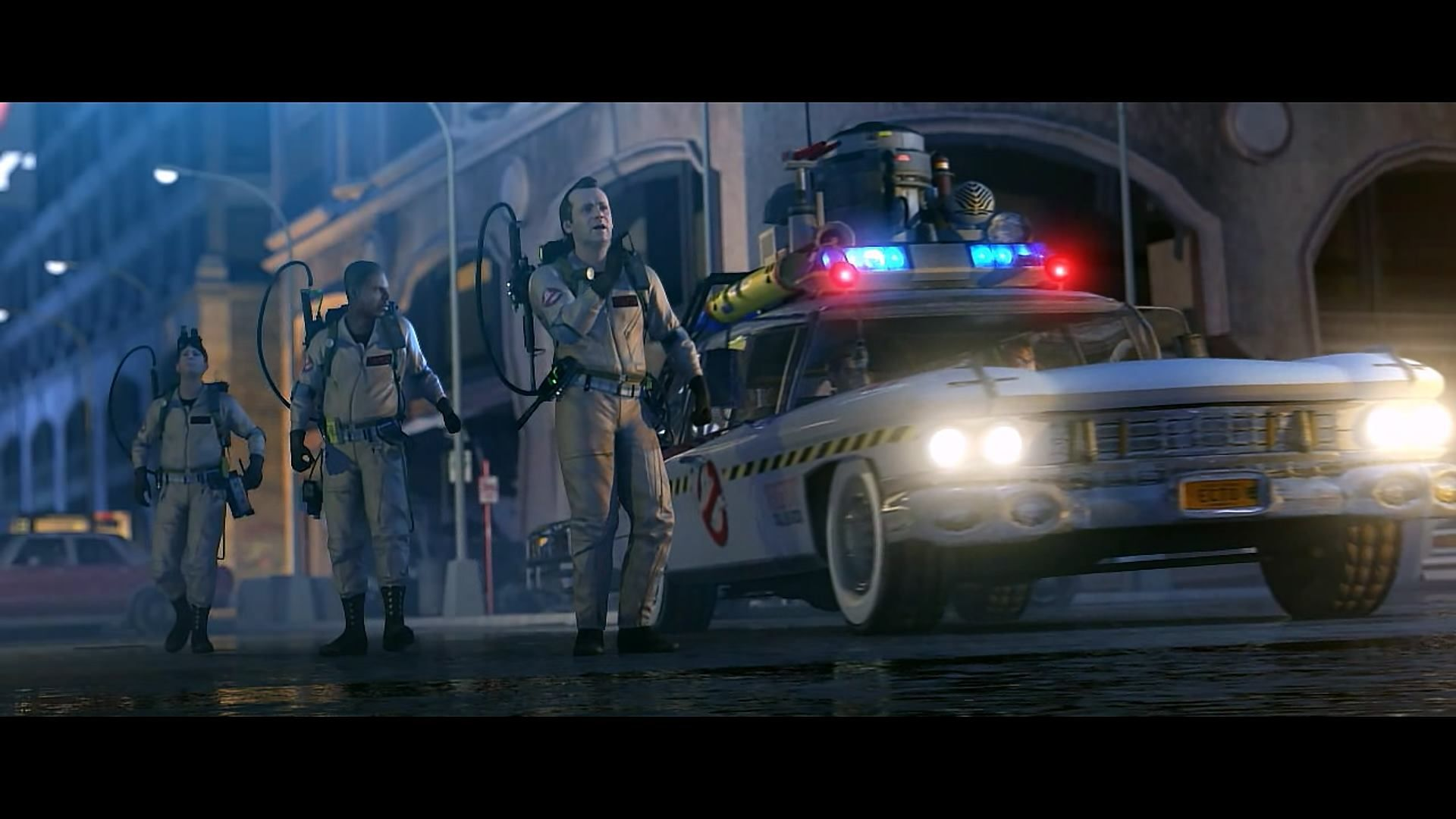 Illustration de l'article sur Ghostbusters The Video Game Remastered