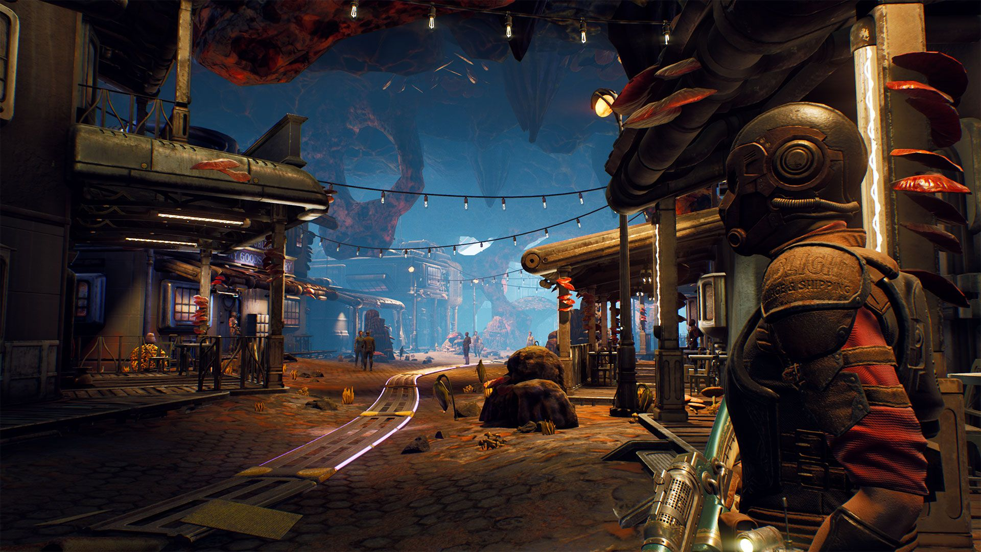 Illustration de l'article sur The Outer Worlds