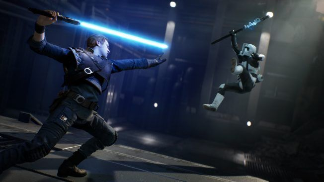 Illustration de l'article sur Star Wars Jedi: Fallen Orderle 15 novembre, devenez un Jedi