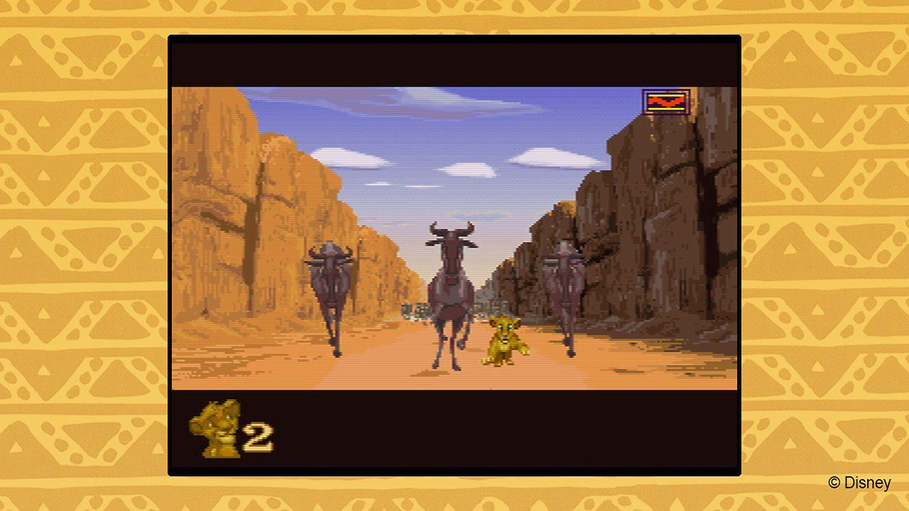 Disney Classic Games:<br>Aladdin and The Lion King