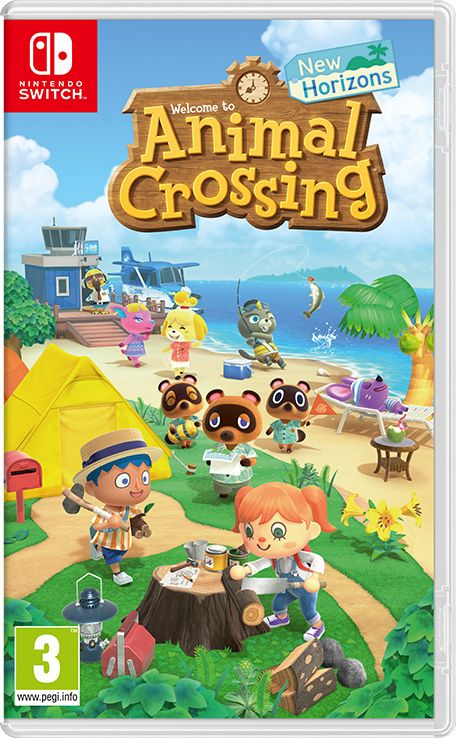 Retrouvez notre TEST : Animal Crossing: New Horizons