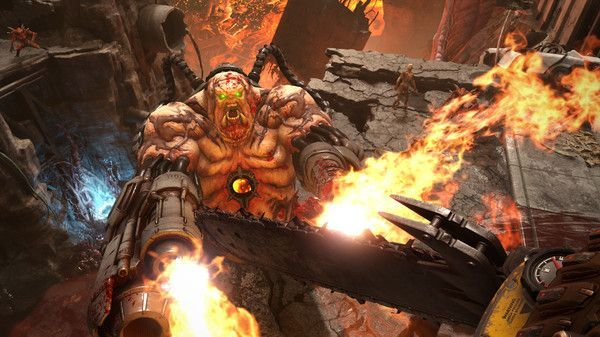 Illustration de l'article sur DOOM Eternal bat les recordsde vente de la licence