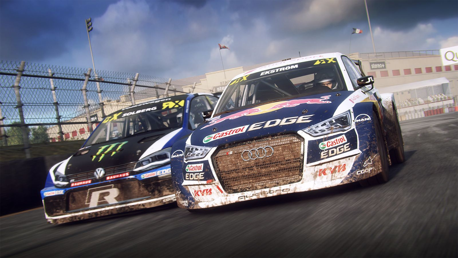Illustration de l'article sur Le World RX Esports Invitationals'invite dans DiRT Rally 2.0