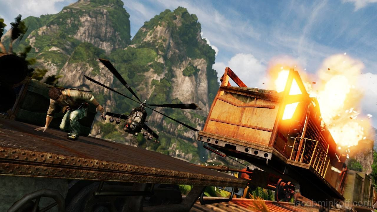 Illustration de l'article sur Covid-19 - Uncharted The Nathan Drake Collection OFFERT sur PS4