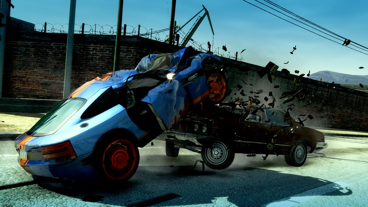 Illustration de l'article sur Burnout Paradise RemasteredNintendo Switch