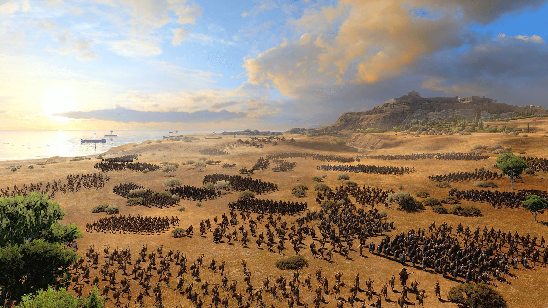 Illustration de l'article sur A Total War Saga: TROY obtenez le DLC Amazons gratuitement