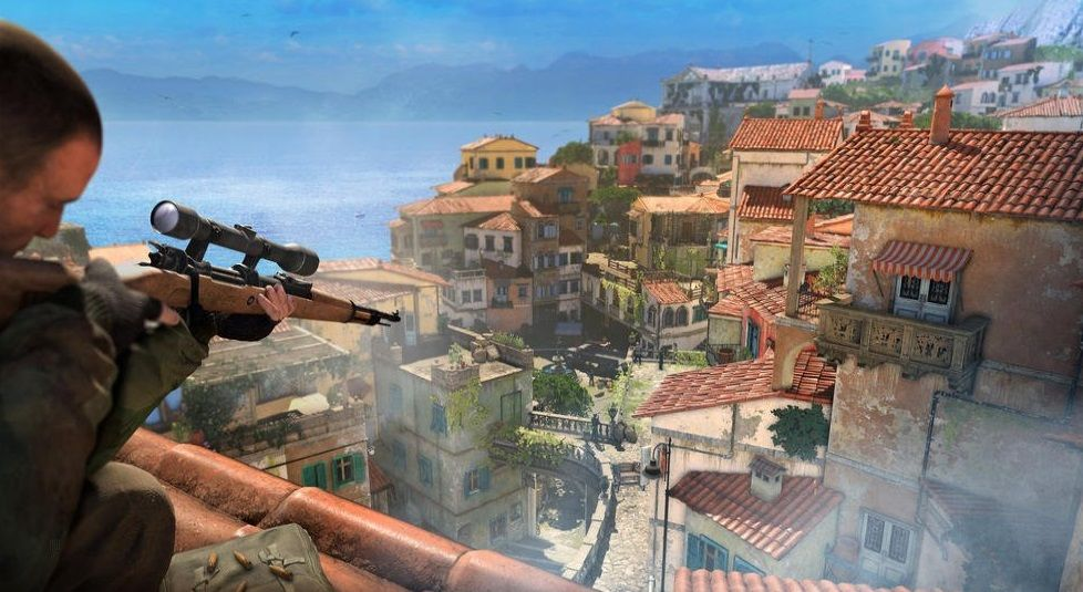 Illustration de l'article sur Sniper Elite 4 débarque sur Switch
