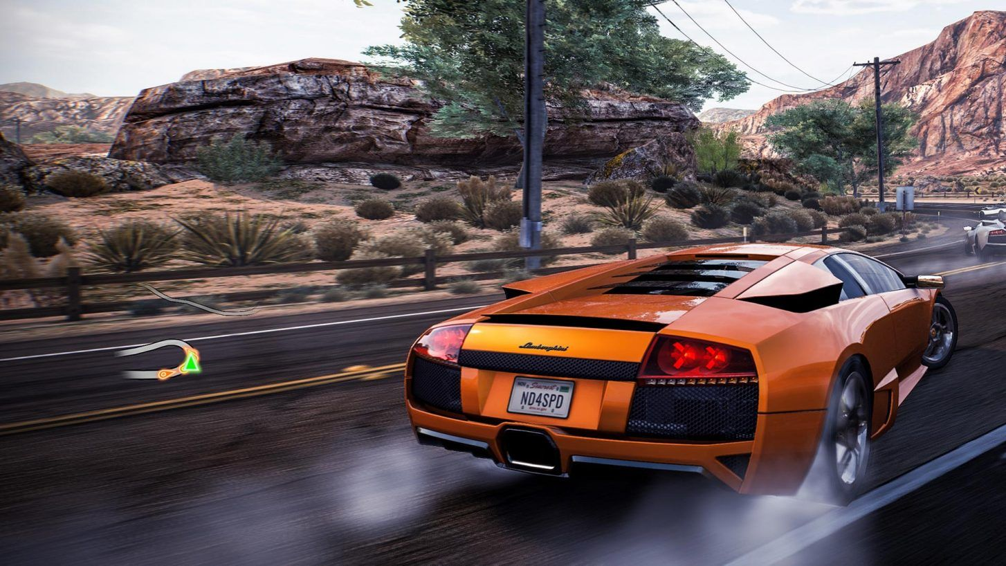 Illustration de l'article sur Need For Speed HotPursuit Remastered