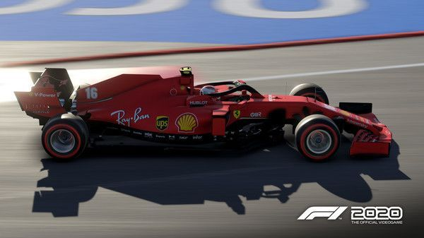 Illustration de l'article sur F1 2020 propose une version d'essai gratuite !