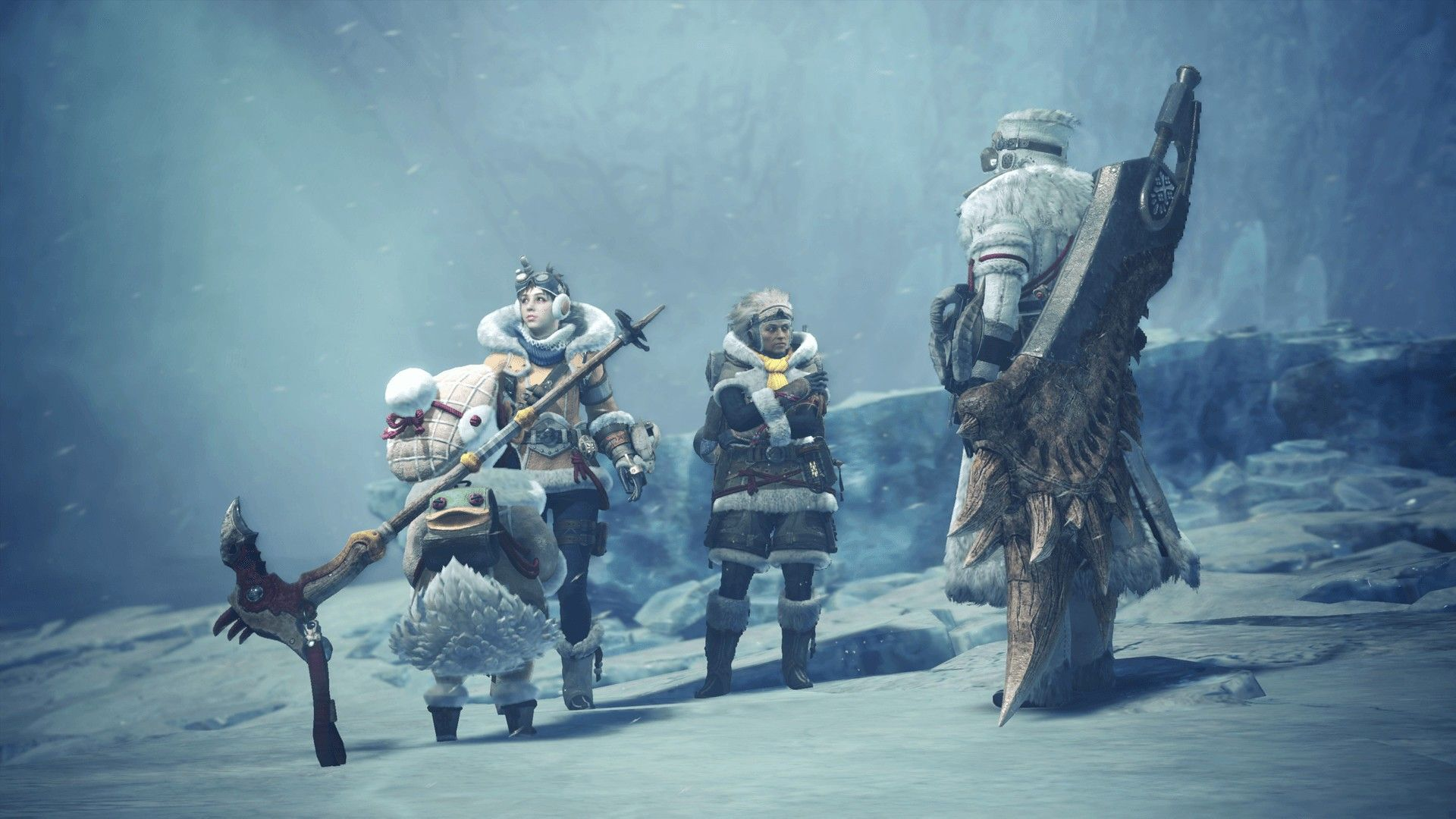 Illustration de l'article sur Monster Hunter World: Iceborneaccompagne la sortie du film