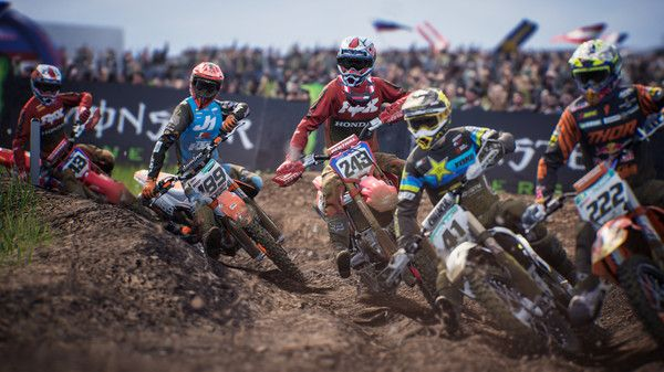 MXGP 2020 - The Official<br>Motocross Videogame