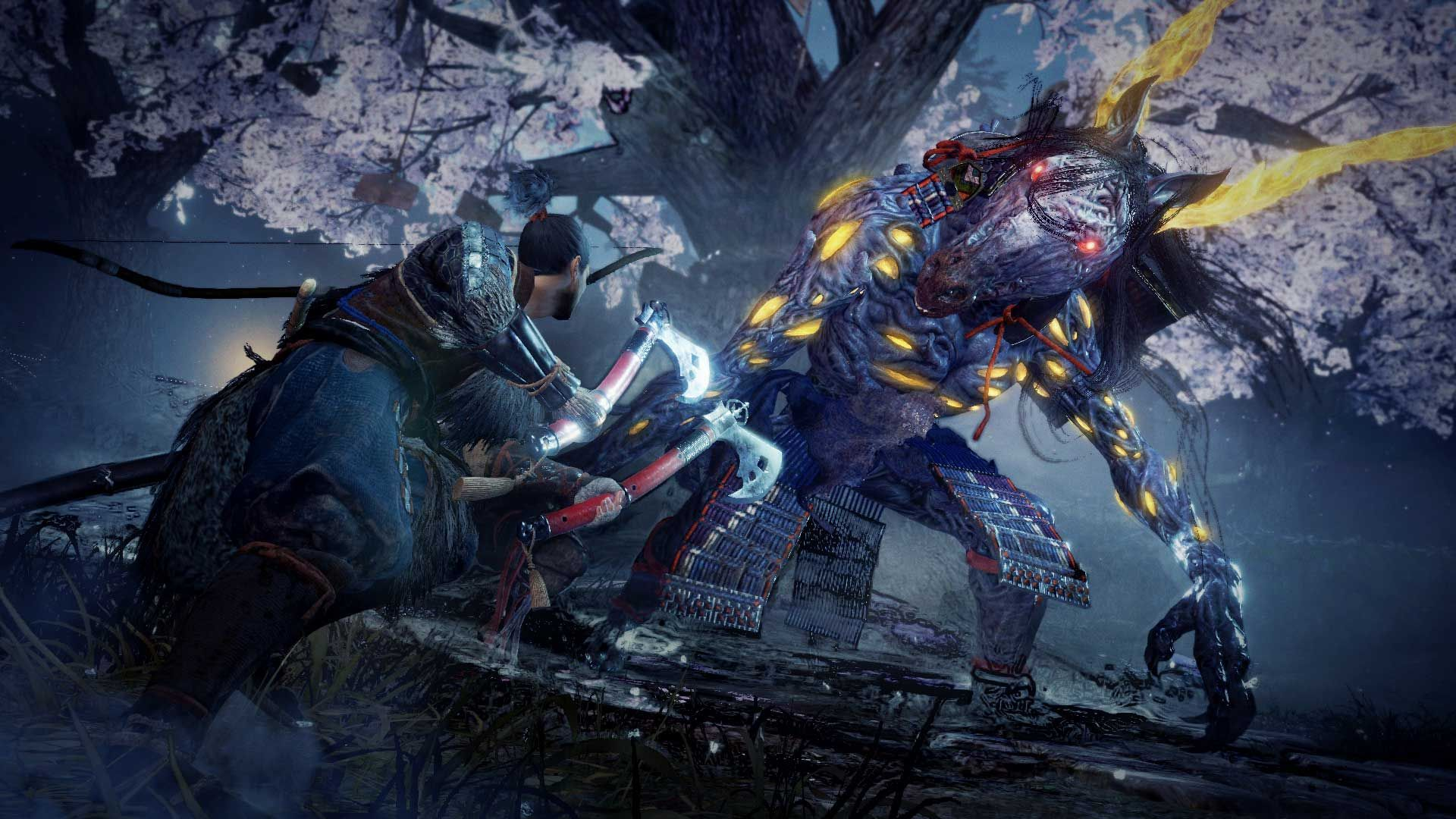 Illustration de l'article sur Nioh Collection