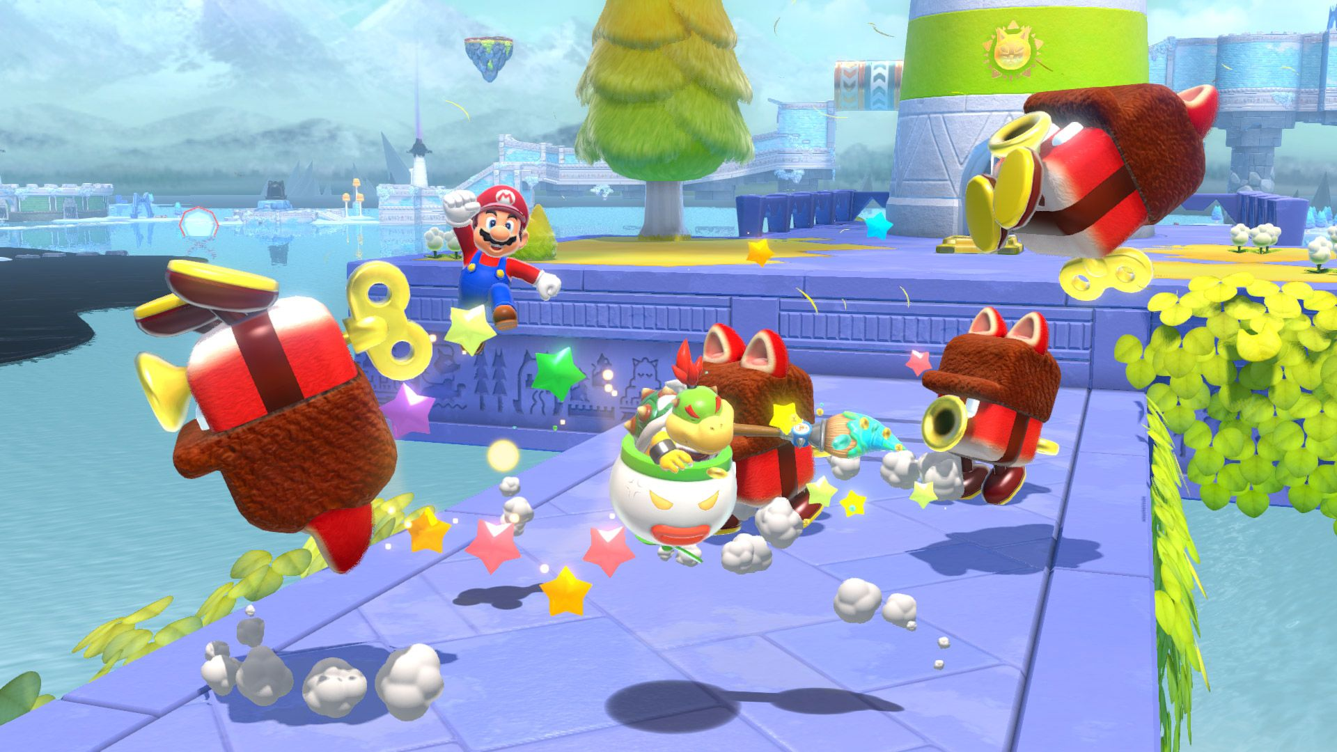 Super Mario 3D World<br>+ Bowser's Fury