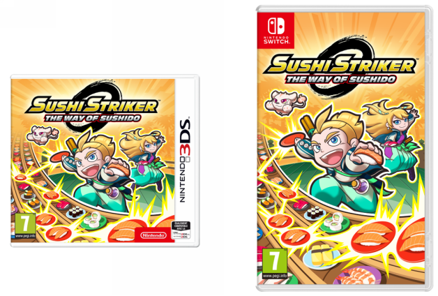 Illustration de l'article sur Sushi Striker: The Way of Sushido en approche