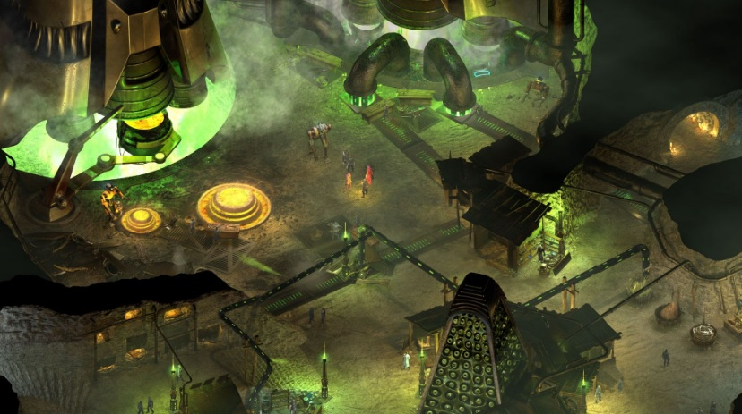 Illustration de l'article sur Torment: Tides of Numenera sortira en 2017