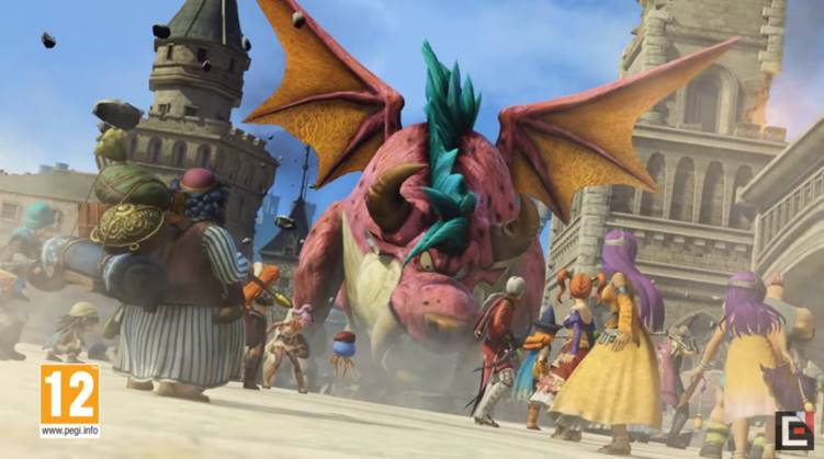 Illustration de l'article sur DRAGON QUEST HEROES II est disponible sur Steam