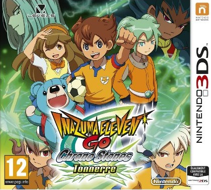 Illustration de l'article sur Inazuma Eleven GO Chrono Stones sort demain