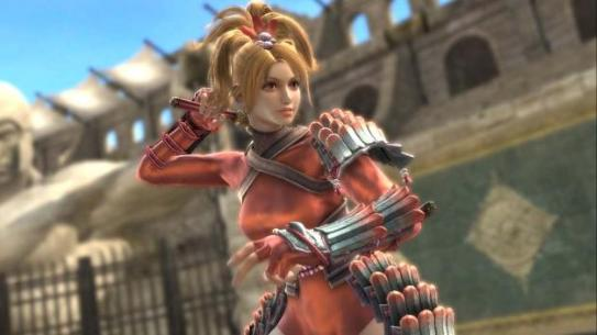Illustration de l'article sur SoulCalibur V