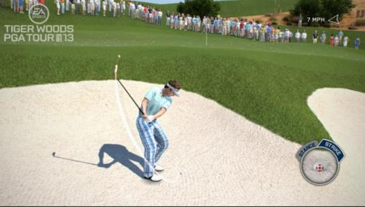 Illustration de l'article sur Tiger Woods PGA Tour 13
