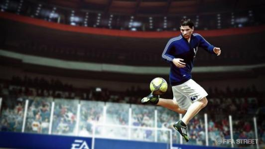 Illustration de l'article sur FIFA Street