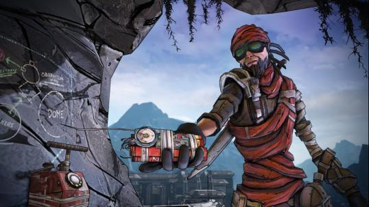 Illustration de l'article sur Borderlands 2
