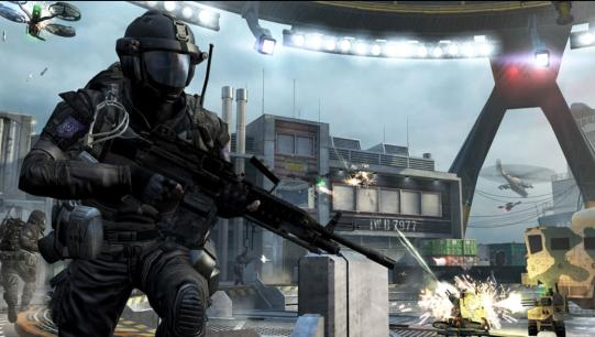 Illustration de l'article sur Call of Duty Black OPS II