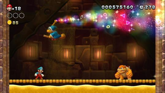 Illustration de l'article sur New Super Mario Bros. U