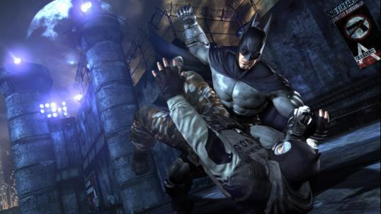 Illustration de l'article sur Batman Arkham City : Armored Edition