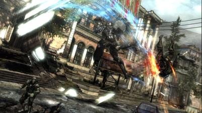 Illustration de l'article sur Metal Gear Rising: Revengeance