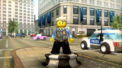 Illustration de l'article sur Lego City Undercover