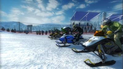 Illustration de l'article sur Ski-Doo Snowmobile Challenge