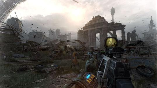 Illustration de l'article sur Metro : Last Light
