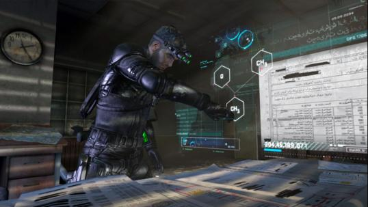 Illustration de l'article sur Tom Clancy's Splinter Cell Blacklist
